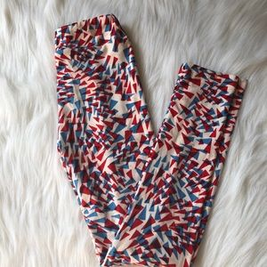 LulaRoe girl leggins